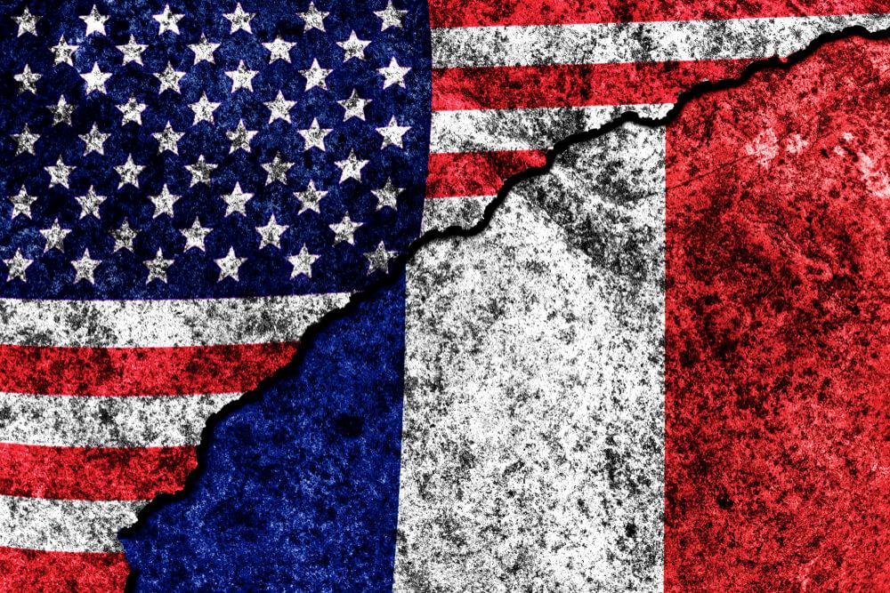 France's Tech Tax Creates Rift at G-7; US Considers Retaliatory Tariffs