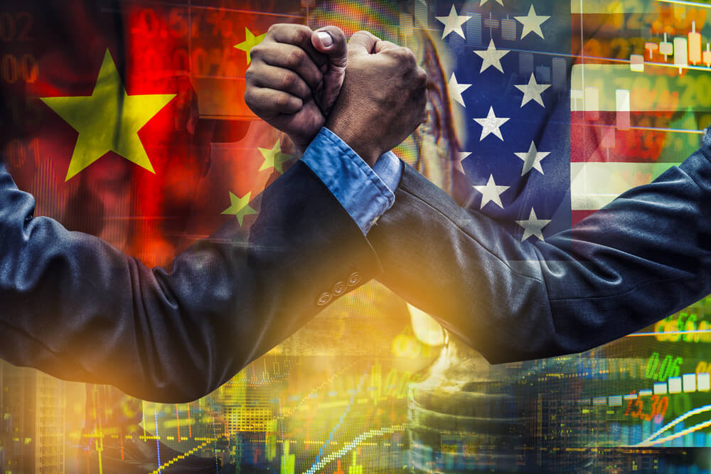 Stocks Rebound on Renewed Hope of a Partial US-China Trade Deal