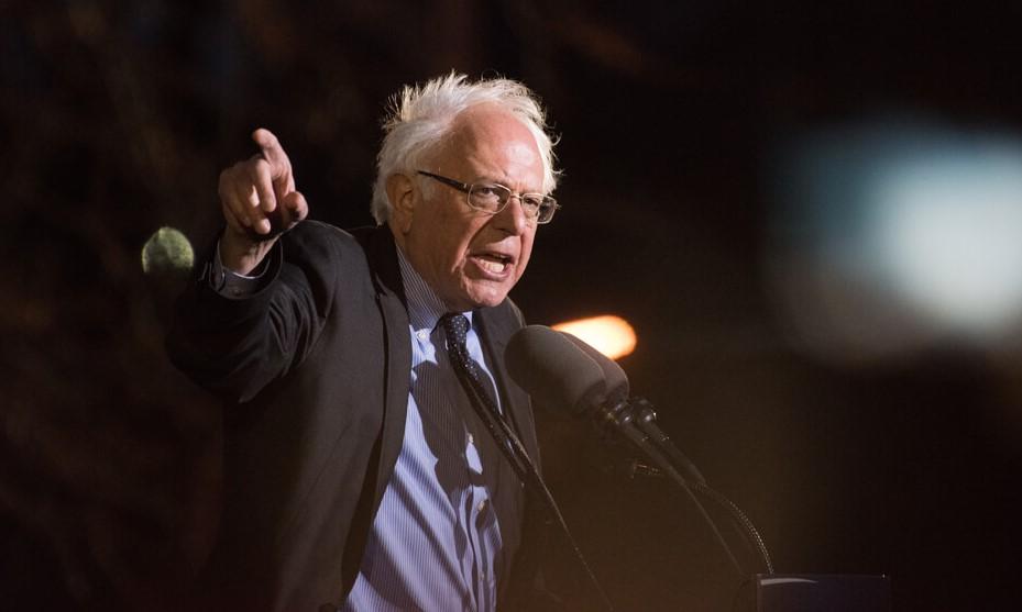 Bernie Sanders tariffs China Donald Trump Joe Biden Social Security