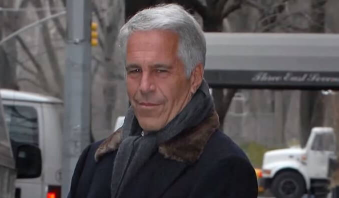 Epstein Created $578M Trust 2 Days Before Suicide