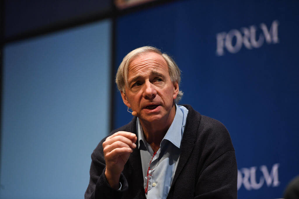 Ray Dalio central bank economy cash is trash Michael Carr alternatives to bond investing