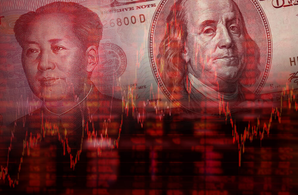 Stock Indexes Dip as Traders Turn Cautious Over US-China Negotiations