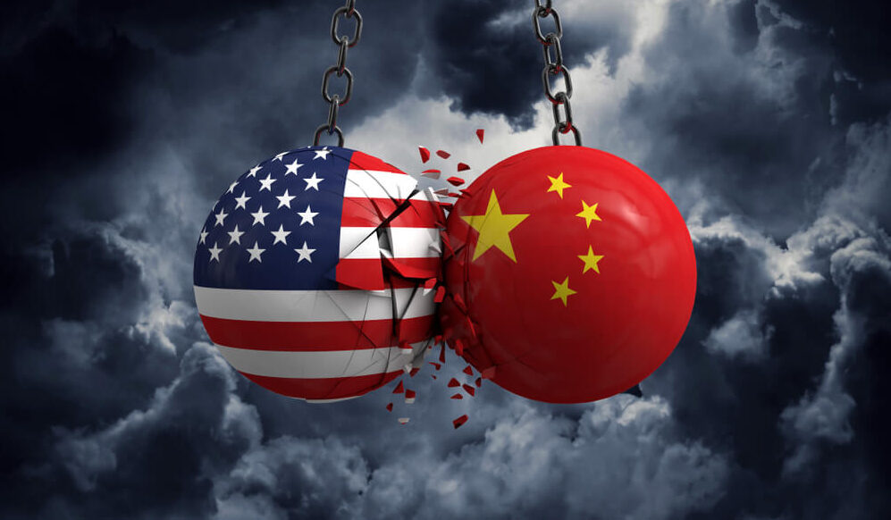 Trump China tariffs trade war