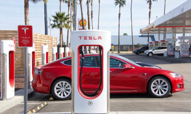Clark: Volkswagen Wanted to Buy Tesla … Or Did It?