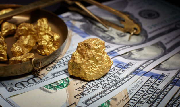 Daily Nuggets: Gold Rises, Falls as Coronavirus Fuels Uncertainty