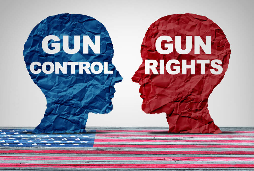 'Extinction in the Suburbs': Is the GOP Losing the Gun Debate — and Voters?