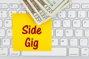 retirement side gig work in retirement