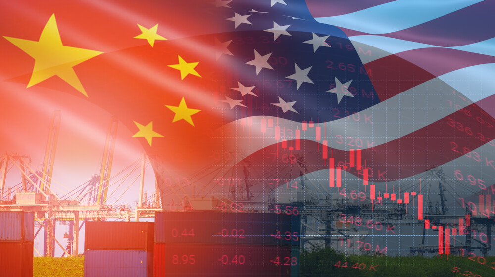 Stocks Fall on Fresh Trade Worries After China Cuts US Trip Short