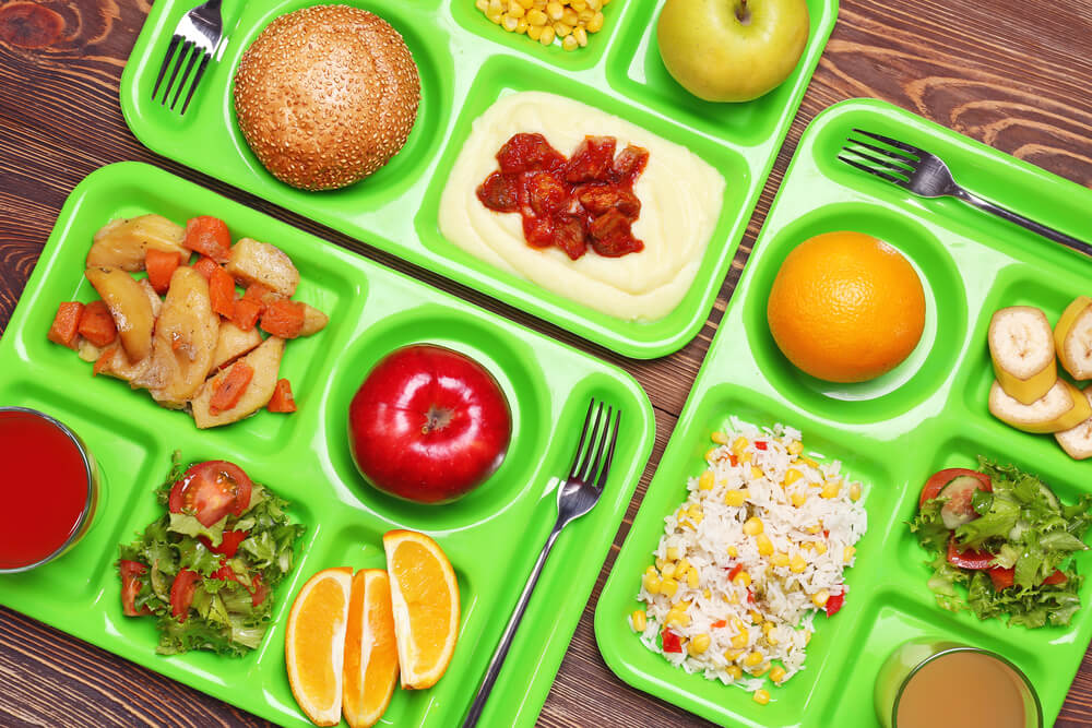 What's on School Lunch Menus This Fall? A Nice Serving of Trade Mitigation