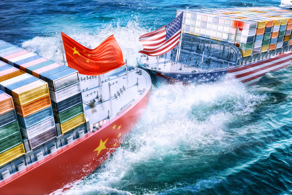 The US-China Trade War's Collateral Damage in the Stock Market