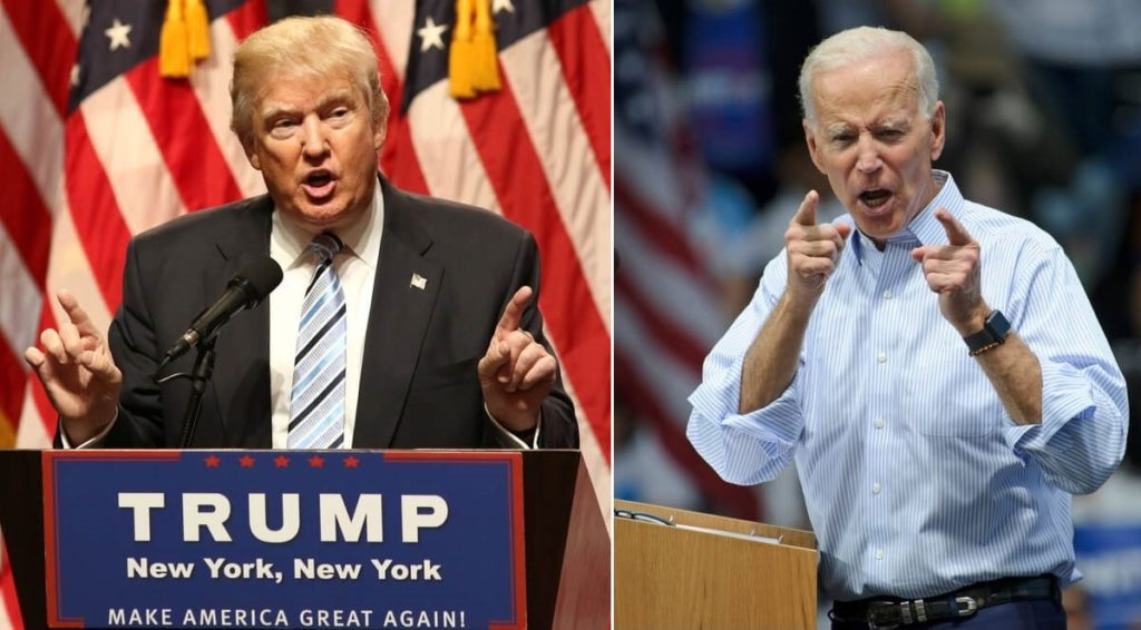 Donald Trump Joe Biden Ukraine wealth tax stock market reaction to election