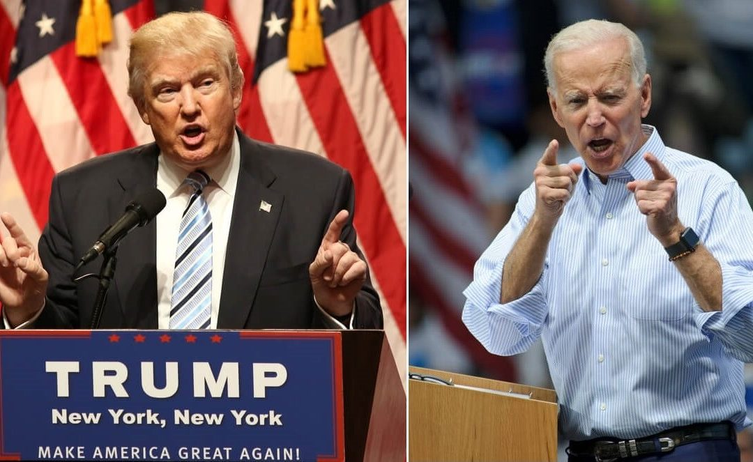 Biden Berates Trump for Playing Favorites With the Rich