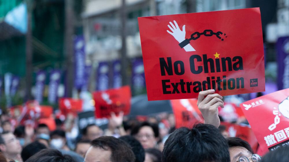 China Bars US Navy From Hong Kong After Trump Signs Human Rights Bill