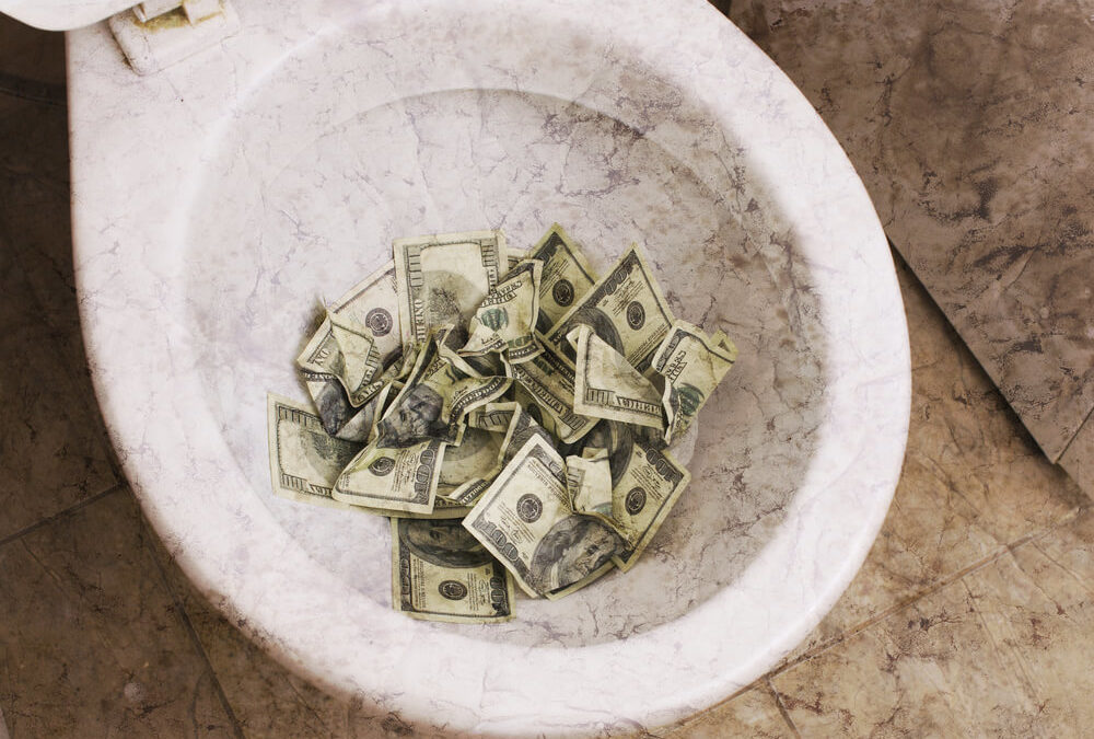 Rand Paul's Insane Annual 'Waste Report': Gov't Flushes $50B Down Drain