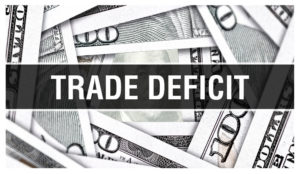 trade deficit US China