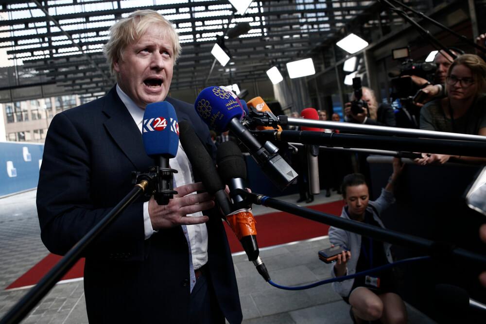 Luongo: Johnson Navigates Brexit Swamp — but the Jackals May Tear Him, UK Apart