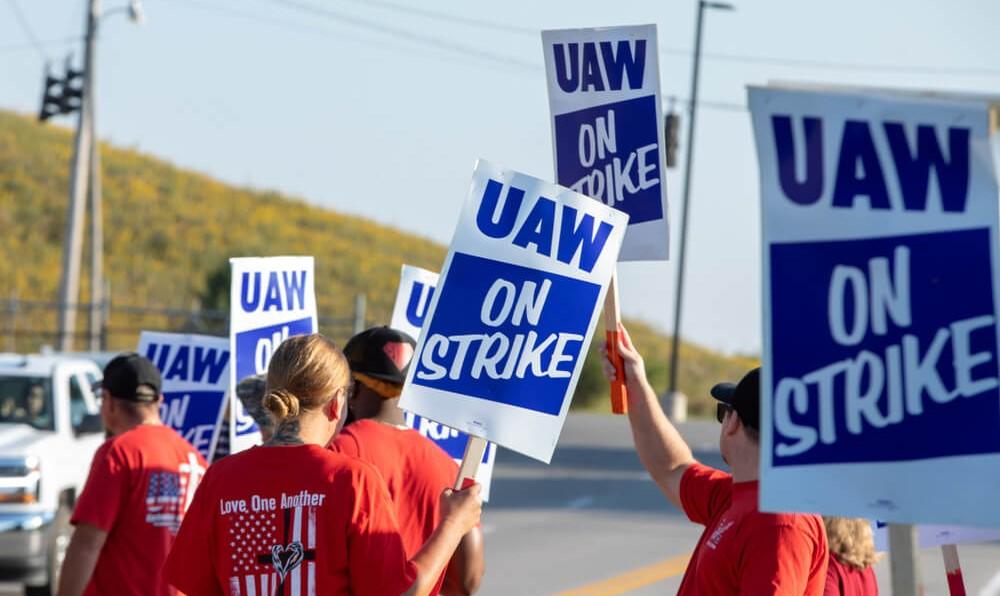 Stunning Losses: UAW Strike Cost GM Nearly $4B