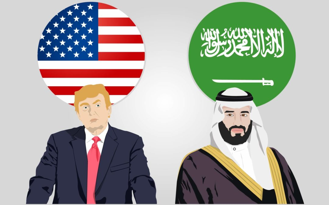 Luongo: Saudi Gov't on Death Watch Without Trump's Help
