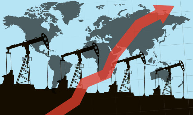 """""""Old Energy"""" Still Has Legs After Oil's $120 Price Surge"""