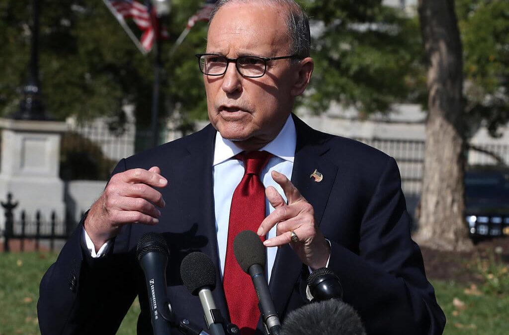 Kudlow: 'Deep State' Actors at Federal Reserve Part of Trump Resistance
