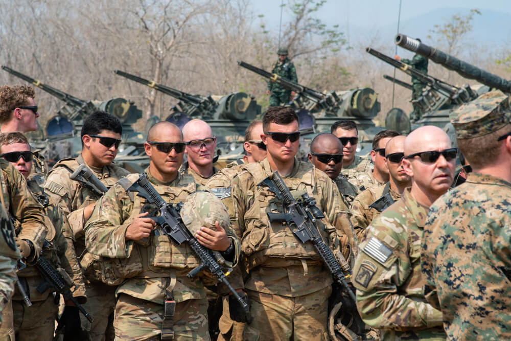 US Deploying Thousands of Troops to Saudi Arabia Over Oil Field Attacks