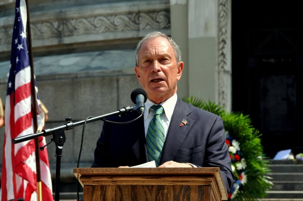 Bloomberg Unveils Plan to Reign In Wall Street, Tax Market Trades