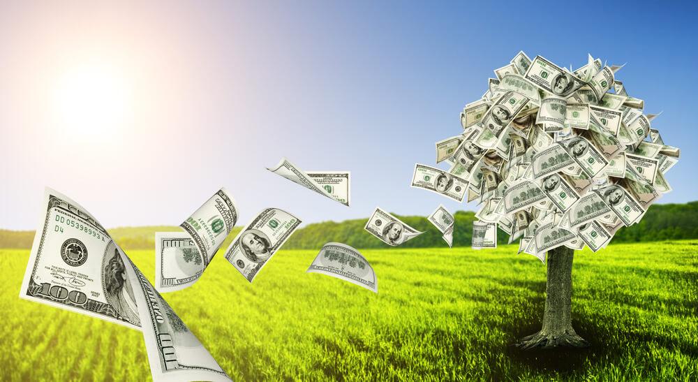 Bonner: The Feds Keep Shaking the 'Magic Money Tree'