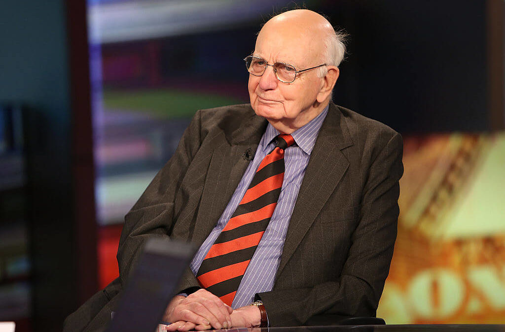 Paul Volcker, Former Fed Chief Who Broke Inflation, Dead at 92