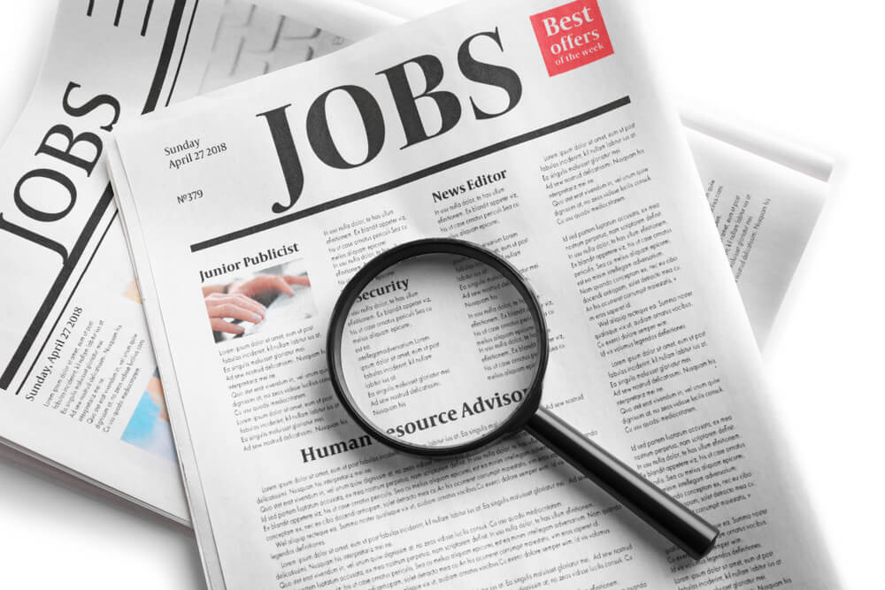 Higher Wages Won't Fix Job Openings Glut