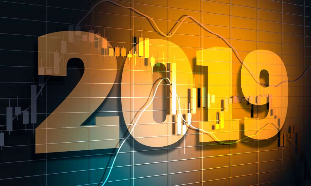 Stocks Close With Best Annual Gains in Six Years; S&P 500 Up Over 28% in '19