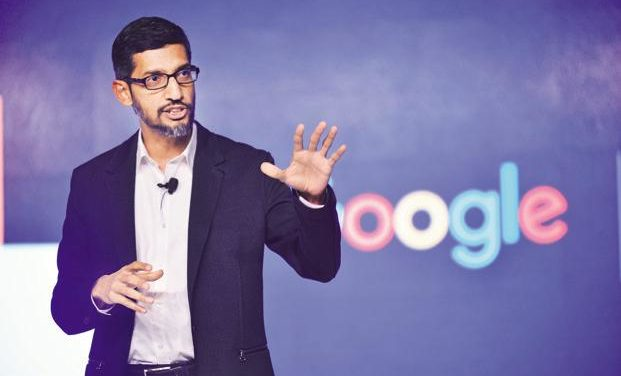 Here's Why Sundar Pichai Will Keep Growing Google Parent Alphabet