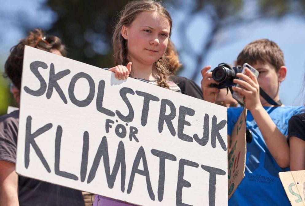 Mnuchin Tells Climate Crazy Thunberg to 'Study Economics'; Teen Fires Back