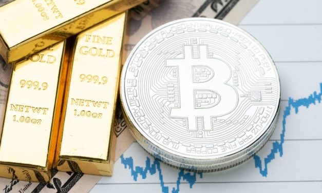Luongo: Forget the Bounce in Stocks, Bitcoin Is the Real Star