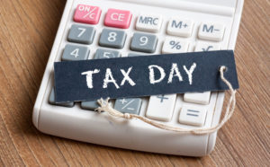 tax day delayed invest in REITs