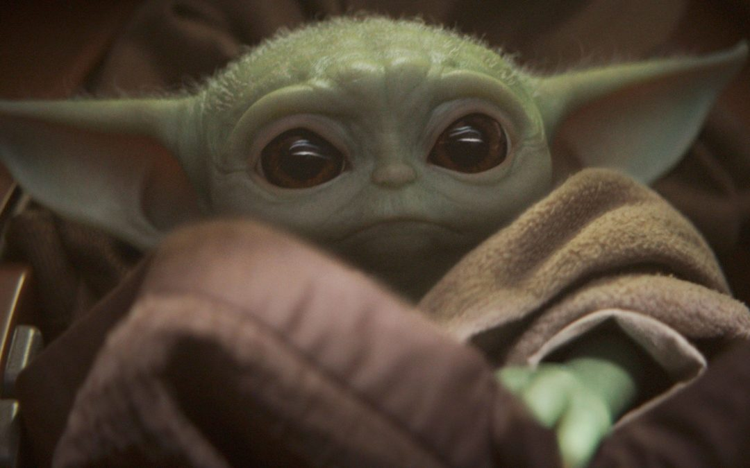 How Baby Yoda, Disney, Hasbro Are About to Rule Toys