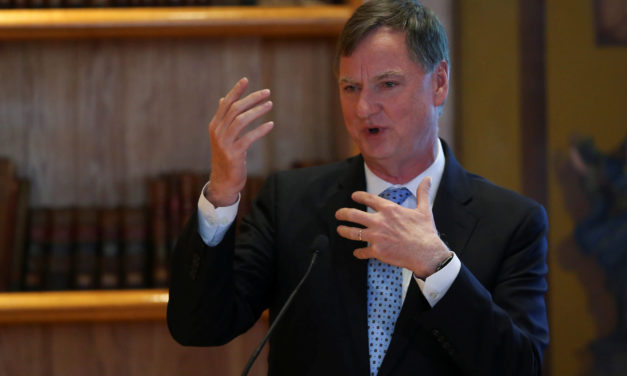Fed's Evans: 'Reasonable' to Expect US Growth Later This Year