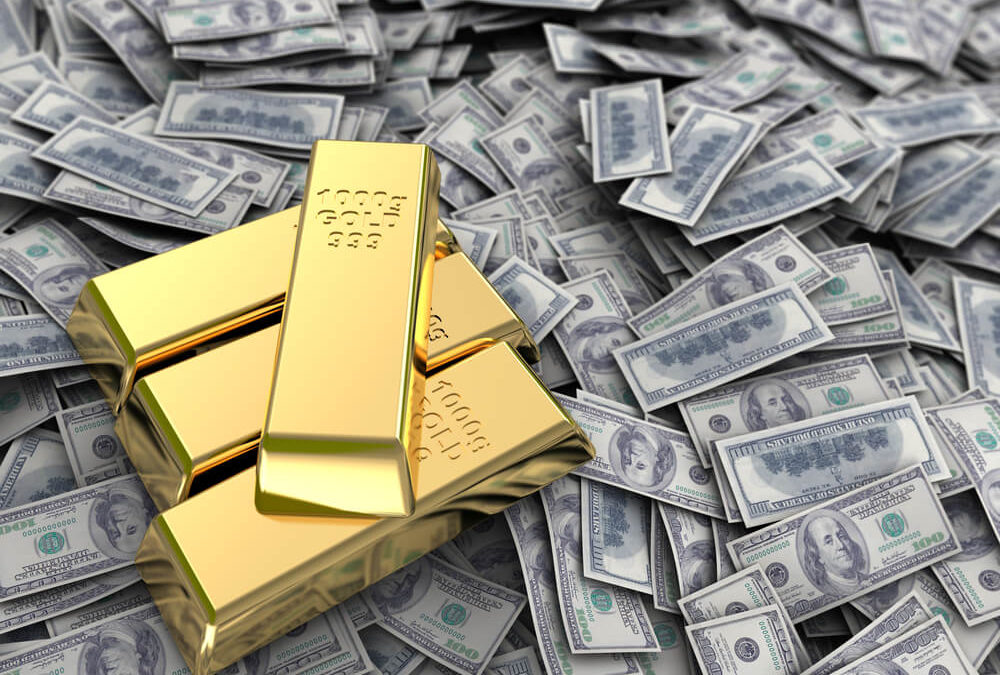 Golden Ticket: The Precious Metal Surge Isn't Over Yet