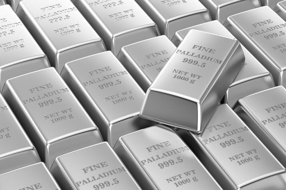 Daily Nuggets: Gold Settles Above $1,600, Palladium Hits Record