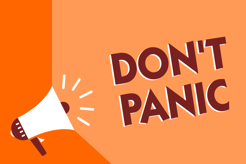 Brodrick: Don't Panic. Planning Will See You Through the Coronavirus Crisis
