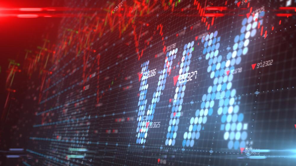 VIX Volatility Index Hits Highest Level Since Financial Crisis