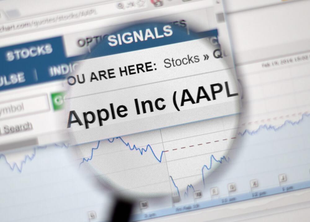 Apple stock Apple's Q2 earnings