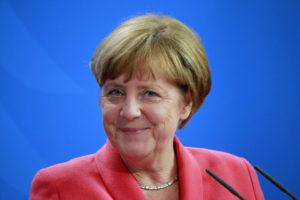 Angela Merkel gold price action