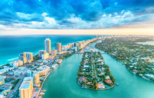 five most expensive cities to buy real estate Miami