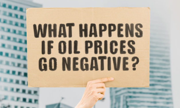 Sizemore: Negative Oil Prices — When Finance Breaks