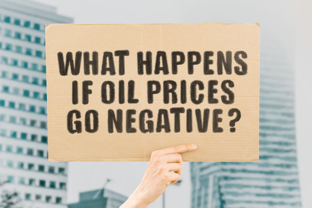 Sizemore: Negative Oil Prices — When Finance Breaks