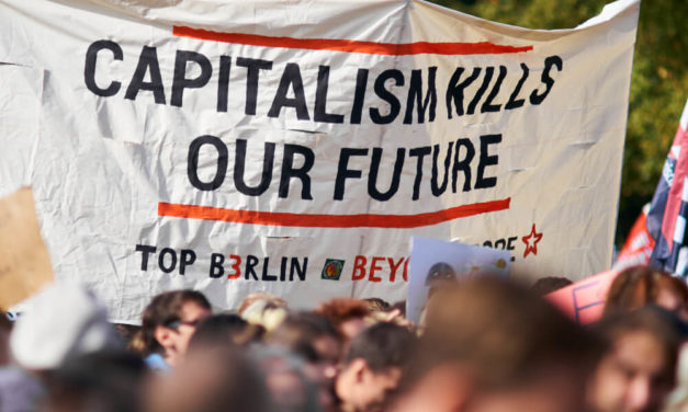 Bonner: The War Against Capitalism Wages Onward