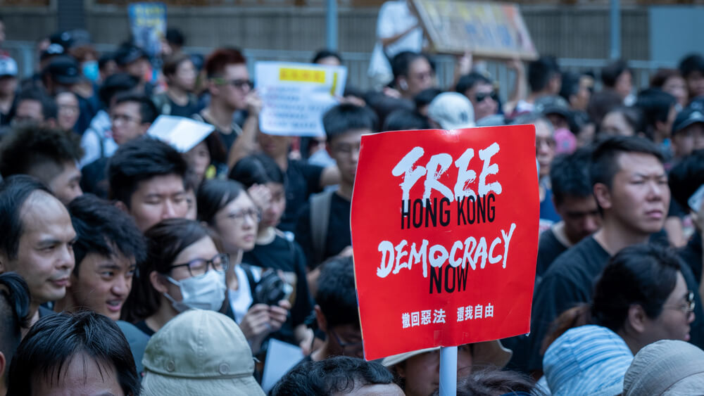 Hong Kong as We Know it Ends With US, China on Brink of New Cold War