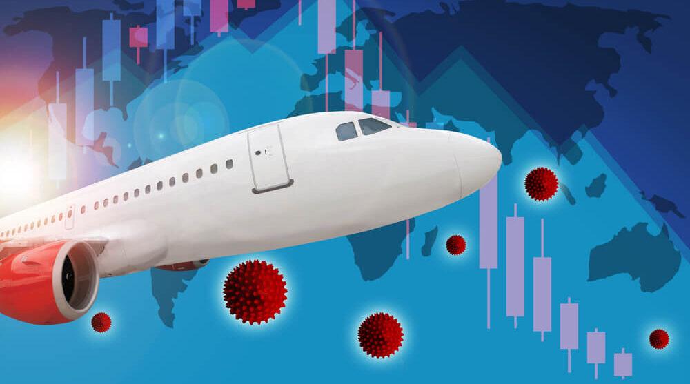 airline stocks Boeing Closing Bell vaccine coronavirus stock market