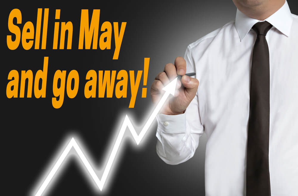 """This Isn't the May to """"Go Away"""" — Here's Why"""