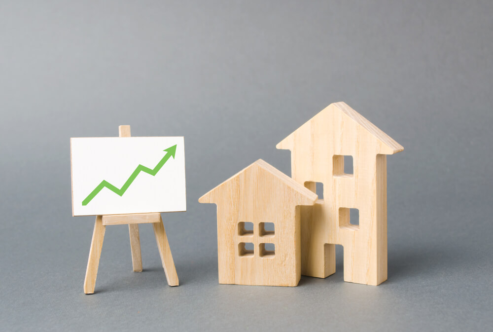 Red and Blue America's Shocking Home Price Disparity